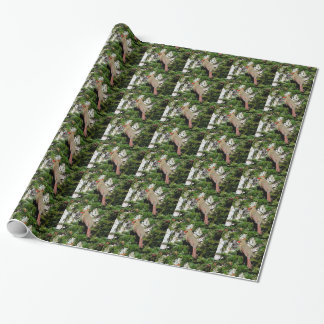 Female Cardinal Wrapping Paper