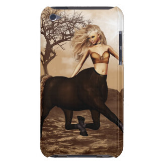 Female Centaur iTouch Case Barely There iPod Cover