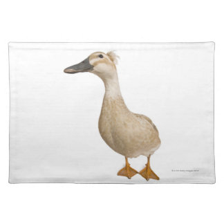 Female Crested Duck, 3 years old Placemat