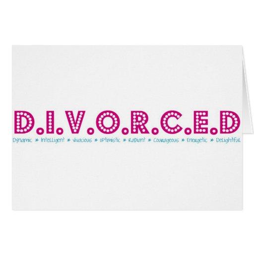 Happy Divorce Cards Happy Divorce Cards