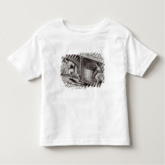 Female Drawer in a Coal-Pit at Little Bolton Toddler T-Shirt