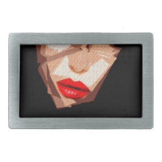 Female Expressions 592 Belt Buckle