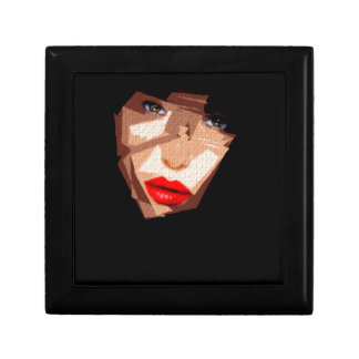 Female Expressions 592 Small Square Gift Box