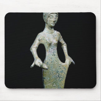 Female figure, possibly Aphrodite Mouse Mat