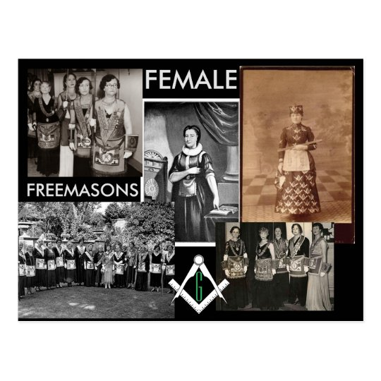 Female Freemasons | Mixed Media by Kimball Cottam