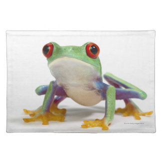 Female frog 2 placemat