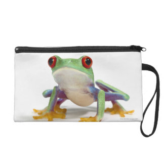 Female frog 2 wristlet