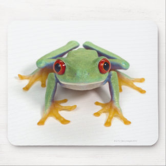 Female frog mouse mat