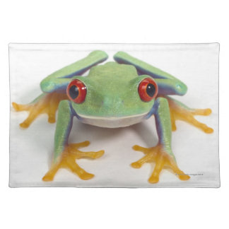 Female frog place mats