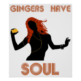 Female Gingers have Soul Print