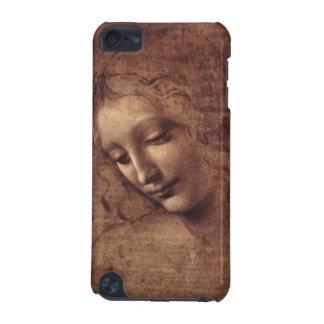 Female Head La Scapigliata by Leonardo da Vinci iPod Touch (5th Generation) Cases
