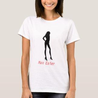 female, Man Eater T-Shirt