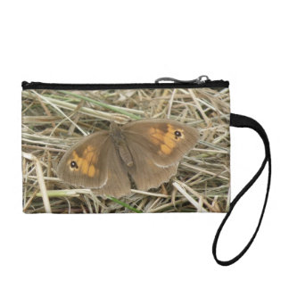 Female Meadow Brown Butterfly Bagettes Bag