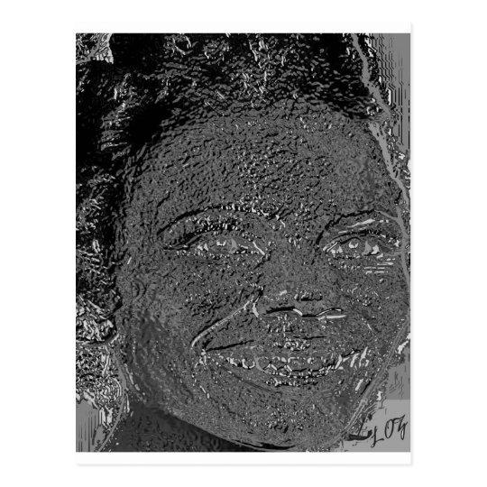 FEMALE ORISHA POSTCARD