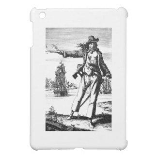 female pirate cover for the iPad mini