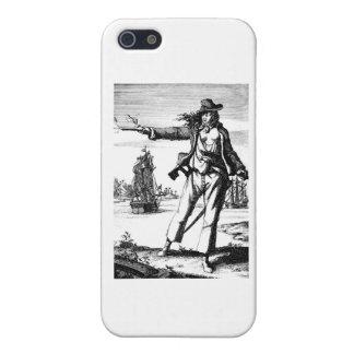 female pirate iPhone 5 cover