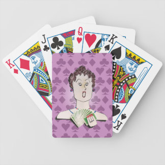 Female Playing Cards