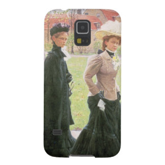 Female pupils for Confirmation Galaxy S5 Cover