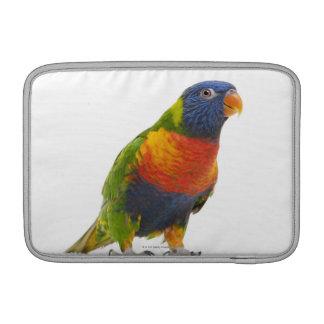 Female Rainbow Lorikeet - Trichoglossus MacBook Sleeve