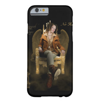 Female Rapper Angel Throne Barely There iPhone 6 Case