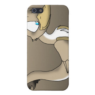 Female Reptilian Duck iPhone Case Cover For iPhone 5