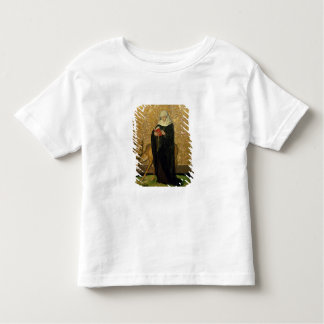 Female Saint with a Stag (oil on panel) Toddler T-Shirt