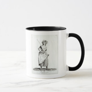 Female Sans-Culotte, 1792 Mug