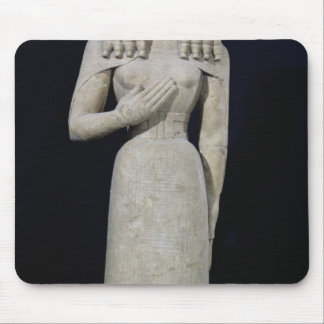 Female statue, known as the Auxerre Goddess Mouse Mat