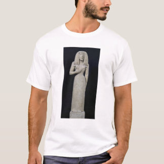 Female statue, known as the Auxerre Goddess T-Shirt