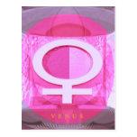 Female Symbol - Ladies are from Venus