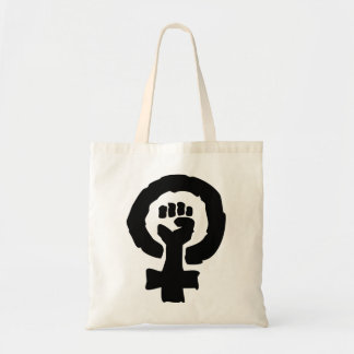 Female symbol solidarity hand