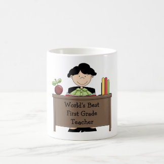 Female Teacher Appreciation Mug