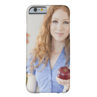Female teacher at school barely there iPhone 6 case