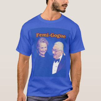 Femi-gogue vs. demi-gogue T-Shirt