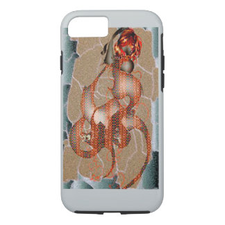 Femine-Abstract Case-Mate Tough iPhone 7 Case