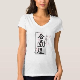 Feminine Aikdo Shirt