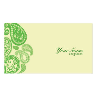 Feminine collection2 pack of standard business cards