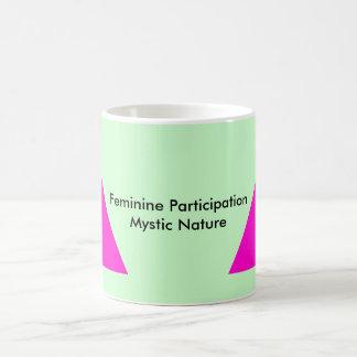 Feminine Participation Mystic Nature The MUSEUM Mug