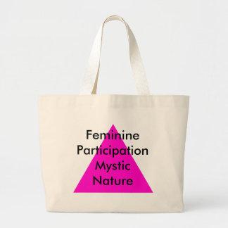 Feminine Participation Mystic Nature The MUSEUM Bag
