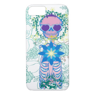Feminine Skeleton iPhone 8/7 Case