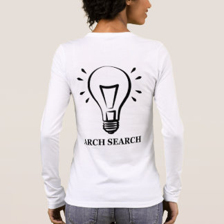 Feminine t-shirt Basic Long Arch Search