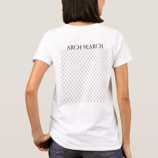 Feminine t-shirt Basic Mesh Arch Search