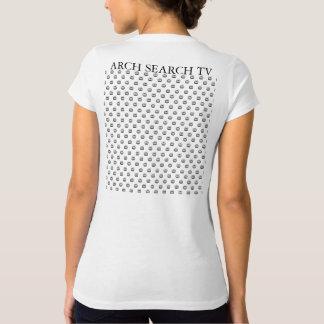 Feminine t-shirt Bella V Mesh Arch Search TV