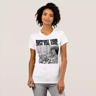Feminine t-shirt Branca Feminist Ativismo
