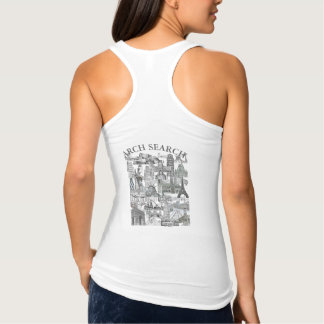 Feminine t-shirt Regatta Arch Mural Search