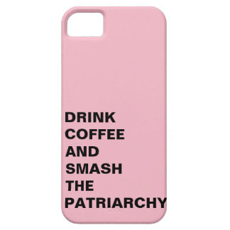 Feminism and Coffee Phone Case