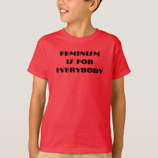 Feminism is for Everyone T-Shirt