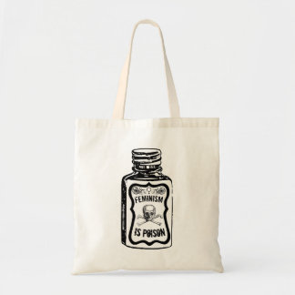 Feminism Is Poison Tote