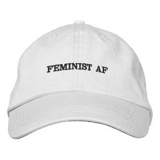FEMINIST AF ADJUSTABLE CAP