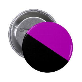 Feminist Anarchist flag button
